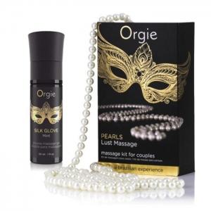Набор для жемчужного массажа PEARLS LUST MASSAGE SET Orgie (Бразилия-Португалия) купить