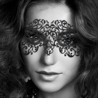 Виниловая маска на стикерах ДАЛИЛA Bijoux Indiscrets (Испания)