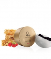 Мерцающая пудра для тела Sunset Glow Delicatessen со вкусом земляники и меда Bijoux Cosmetiques (Испания)